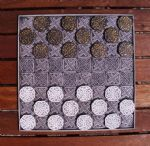 Killyliss Draughts /checkers Set